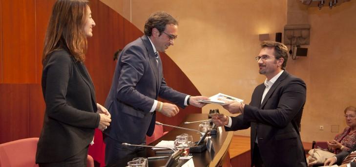 Entrega acords voluntaris ICSuro