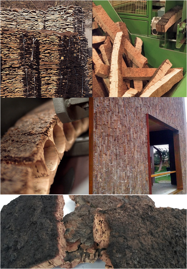 Formatos en los que podemos encontrar el corcho icsuro - Propiedades del corcho ...