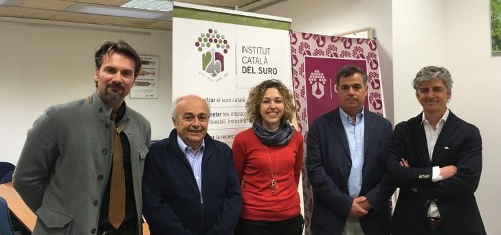 PRESENTACIÓ INSTITUT CATALÀ DEL SURO I CONGRÉS CSA - 2